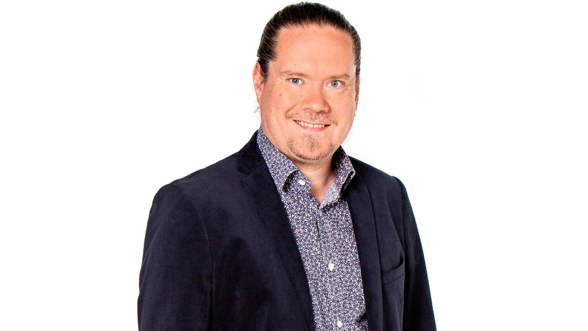 Onnimanni Liukkonen on TV-Maailman tuottaja.