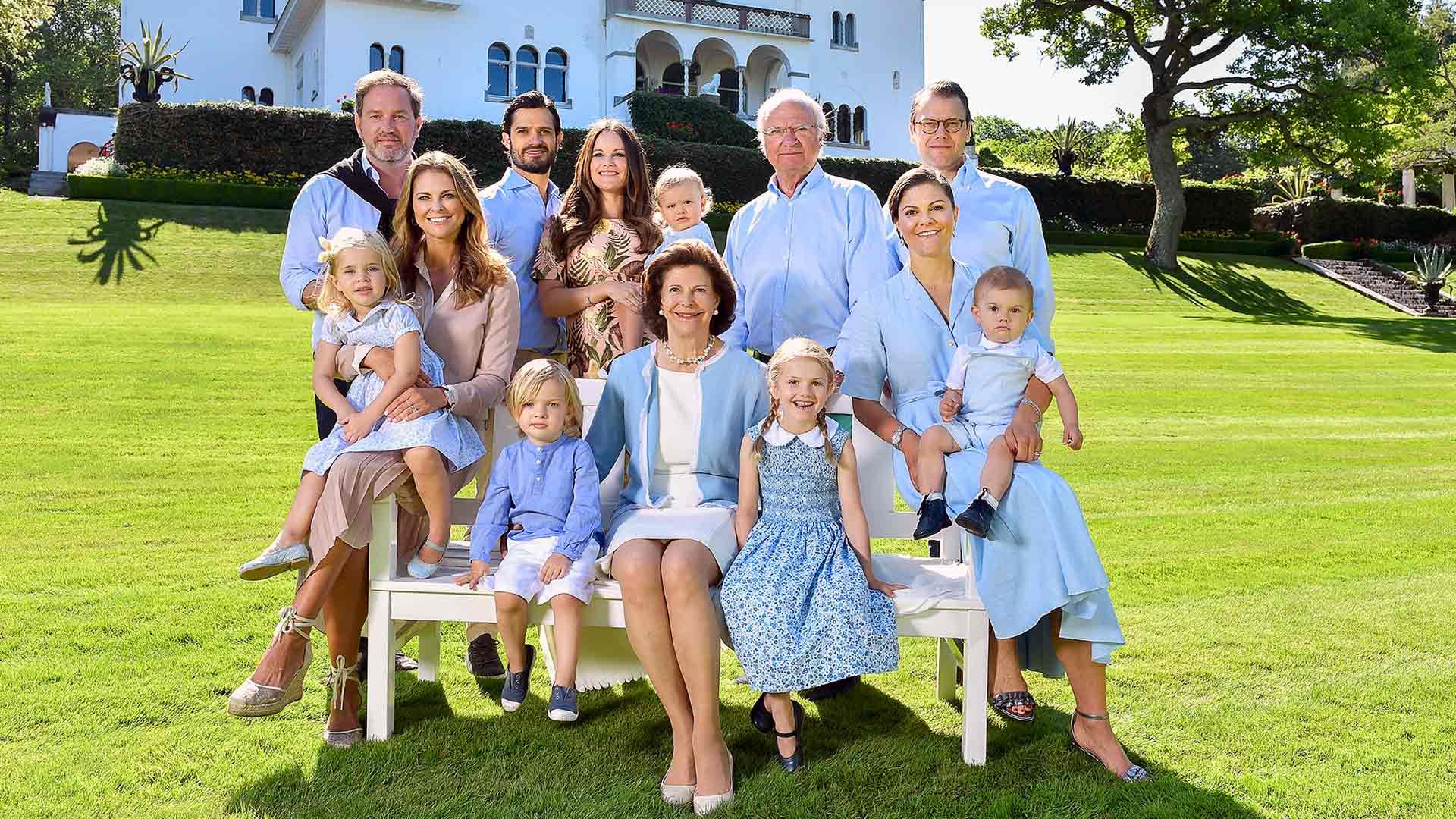 Ruotsin kuninkaallinen perhe