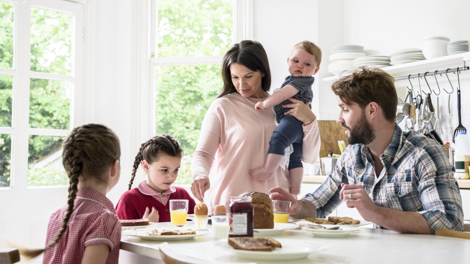 Viron lapsilisäuudistus sai aikaan vauvabuumin