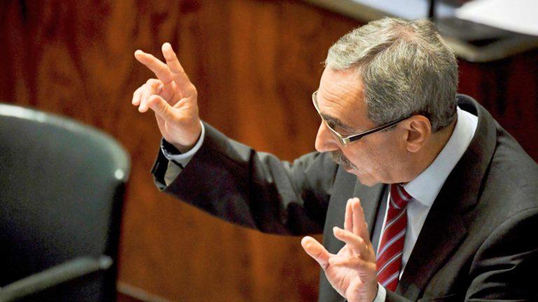 Kokoomuksen Ben Zyskowicz on jo monta vuotta ollut huutosakin johtaja