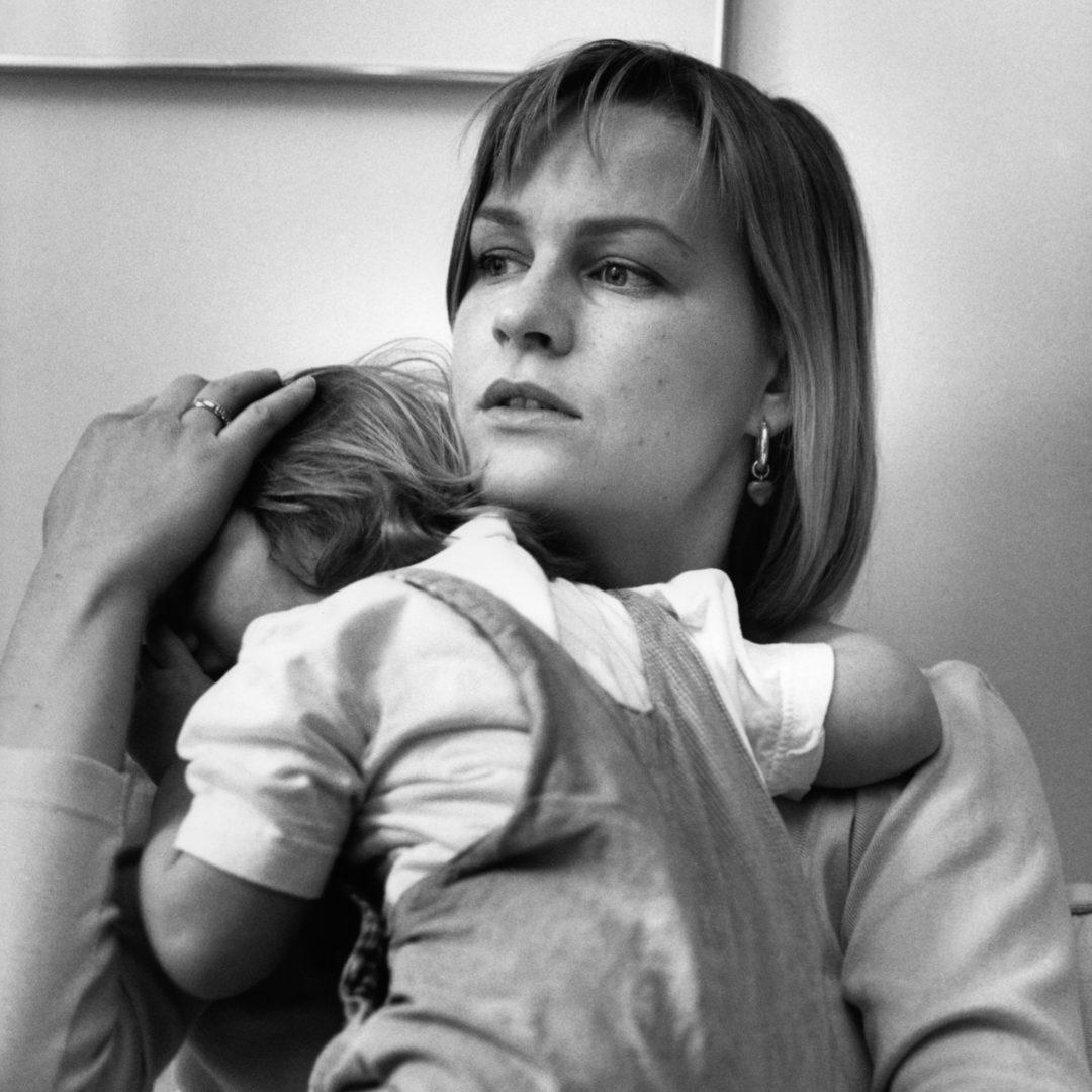Eva Biaudet keväällä 1994.