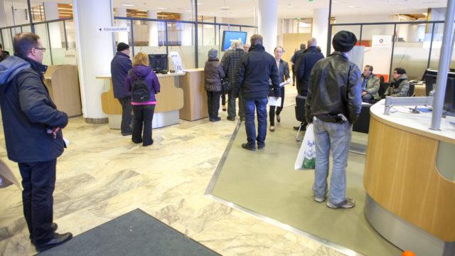 Danske Bank palveli asiakastaan, mutta Nordea ei suostunut tulostamaan asiakkaalleen tiliotetta.