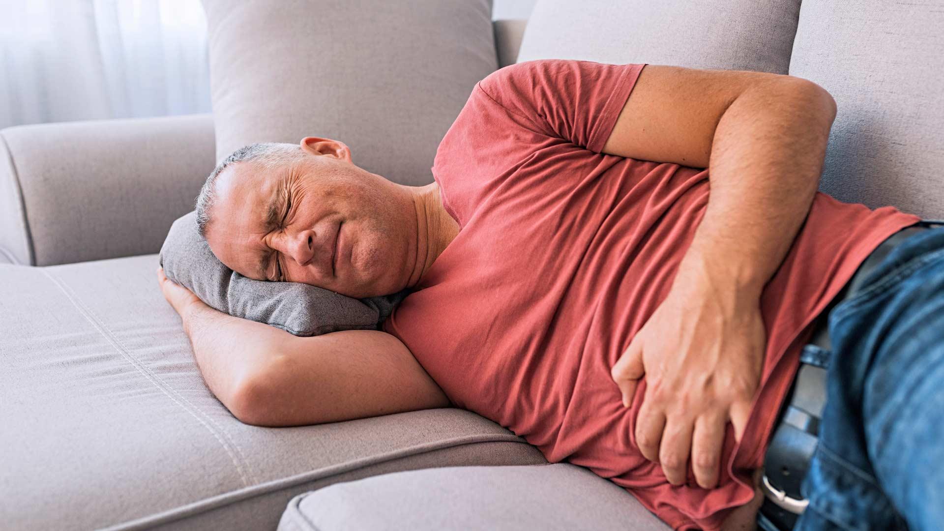 Jos vatsaoireista tulee pysyviä tai ne ilmaantuvat yli 50-vuotiaana yllättäen, on hakeuduttava lääkäriin.