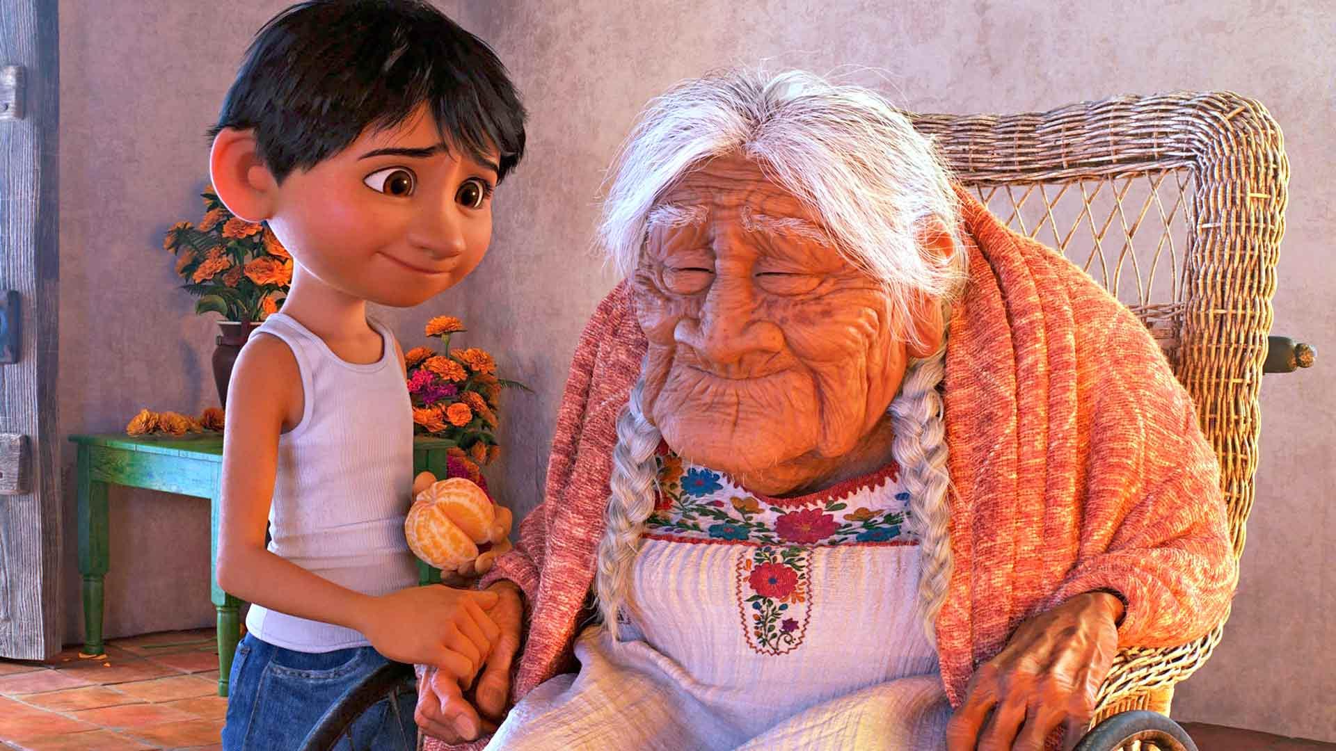 Cocon pääosassa on mariachiksi haaveileva meksikolainen poika Miguel