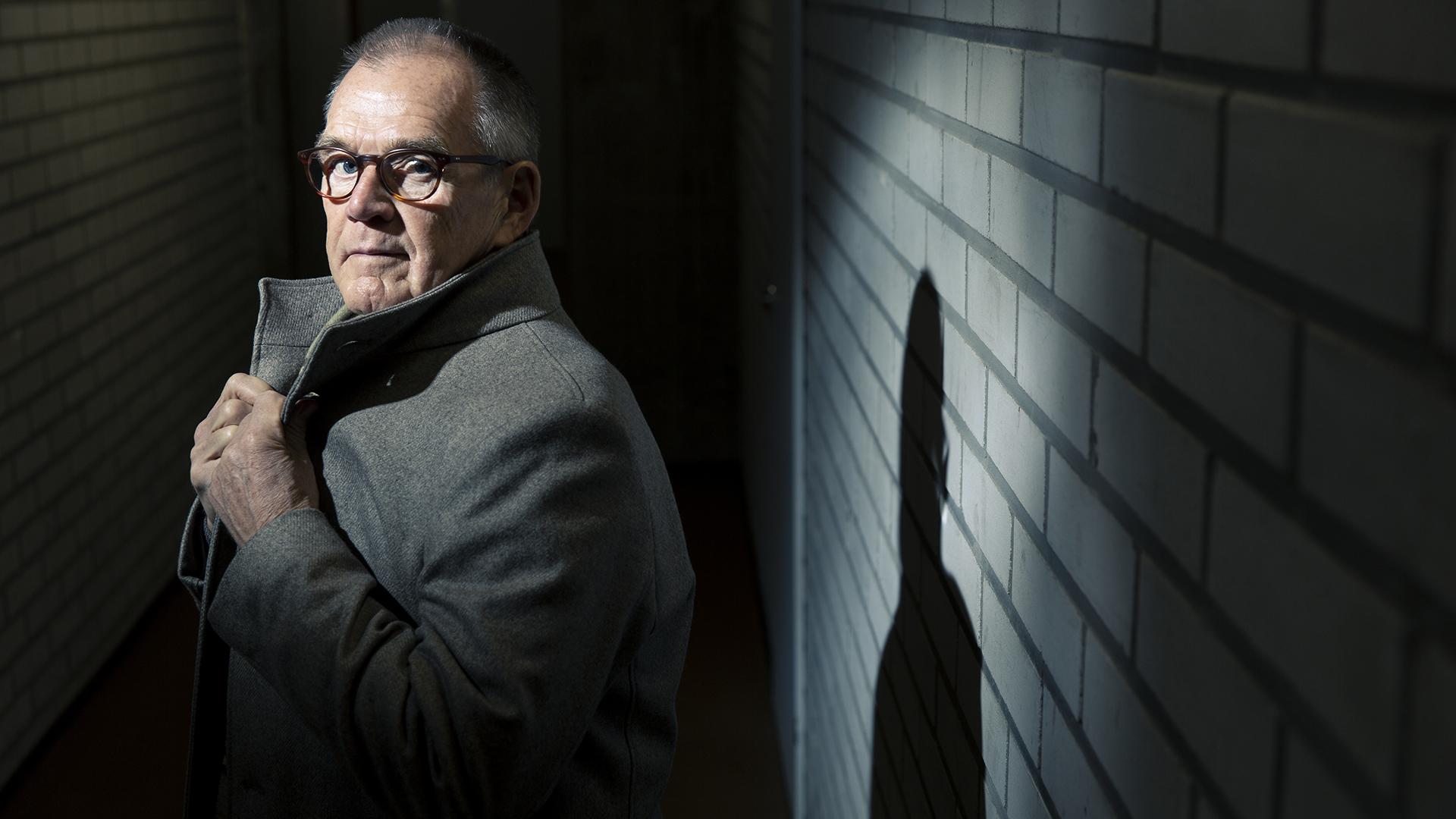 Viestintädelegaatti Hannu-Pekka Laiho, 70, työskennellyt vuosia Kansainvälisen Punaisen Ristin palveluksessa.