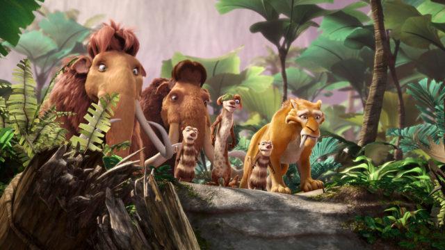 Kolmannessa Ice Age -elokuvassa mammutit odottavat perheenlisäystä, minkä johdosta Diego ja Sid alkavat kyseenalaistaa paikkaansa laumassa.