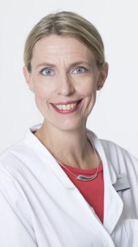 LT Naistentautien ja synnytysten erikoislääkäri, seksuaalineuvoja Katja Kero.