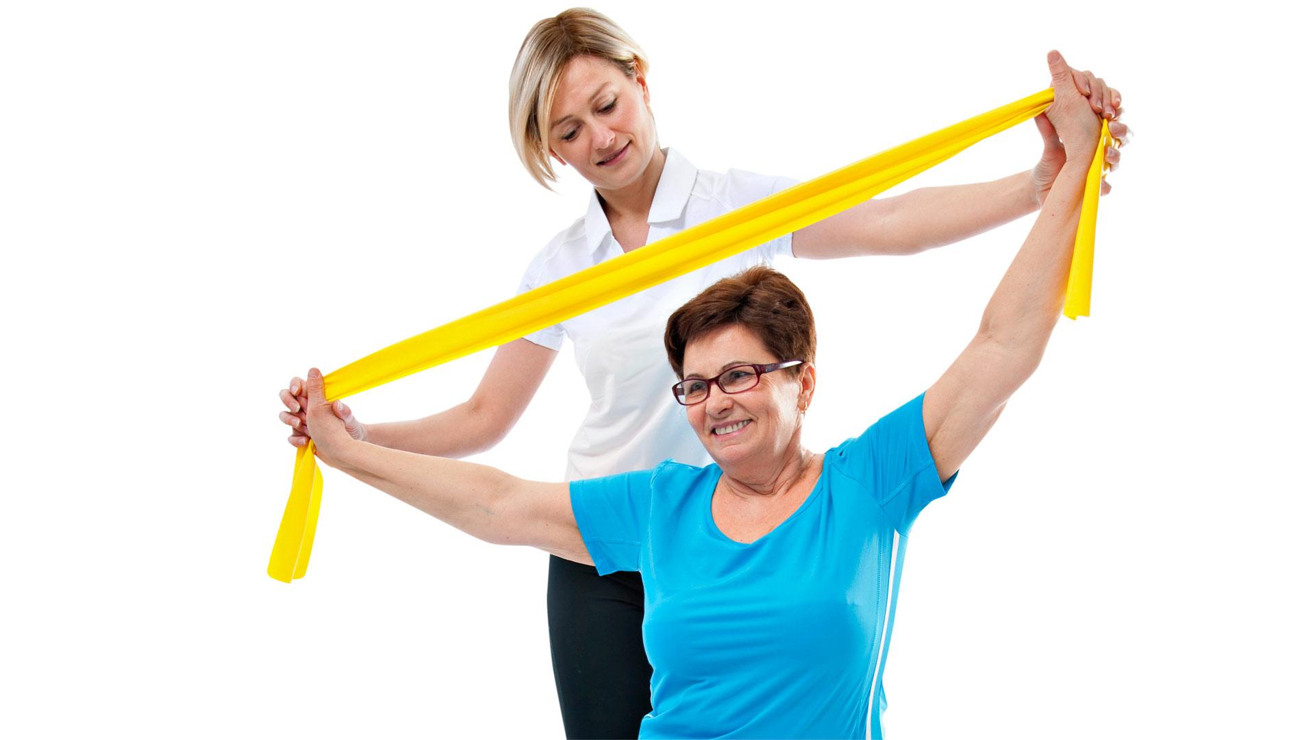 Venytysten, liikeharjoitusten ja lihaskuntoharjoitusten avulla pyritään palauttamaan kehon normaalit toiminnot ja liikeradat.