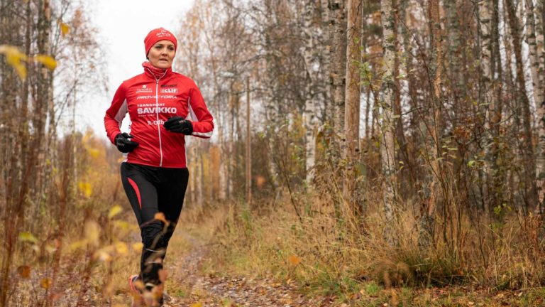 Tavoitteellinen urheiluharrastus on auttanut Laura Juvalaa voittamaan itsensä monta kertaa. Tärkeintä hänelle on kuitenkin liikkumisen tuoma hyvä olo.