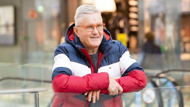 """""""Vaikka hoidossa kajottiin luuhun, implantin laittaminen ei sattunut"""", Markku Peltonen tietää."""