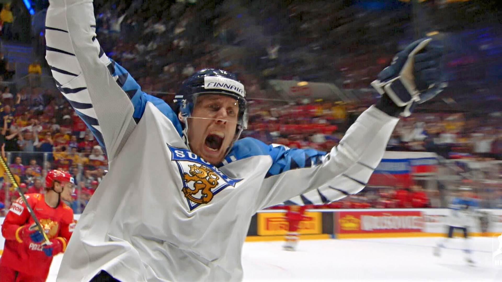 Lempäälästä ponnistanut, nyt KHL:ssä Jokereissa pelaava laitahyökkääjä antaa itsestään vaatimattoman kuvan.