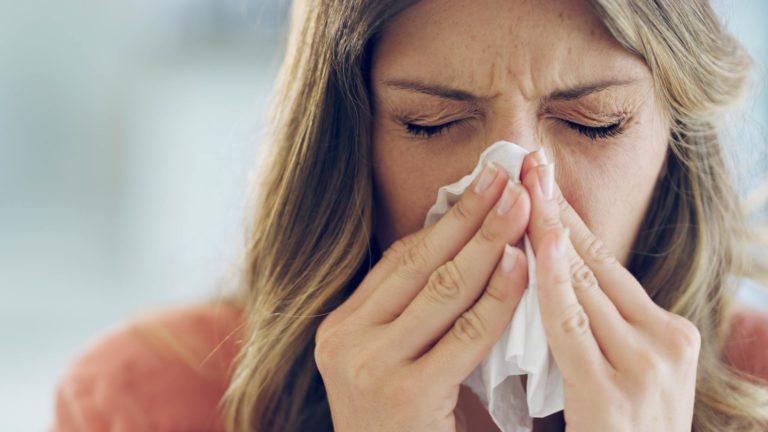 Talvella sekä sisä- että ulkoilma ovat kuivia, jolloin myös nenän limakalvo kuivuu.