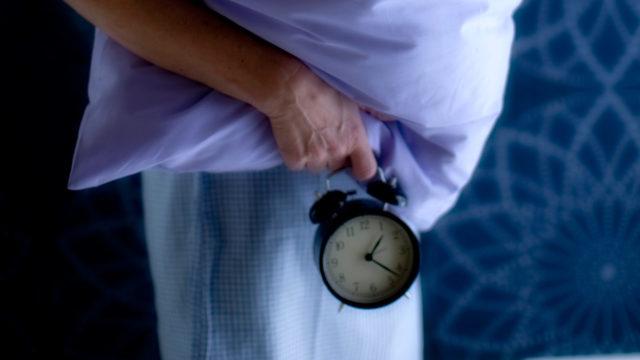 Aikuinen tarvitsee unta keskimäärin 7–9 tuntia yössä.