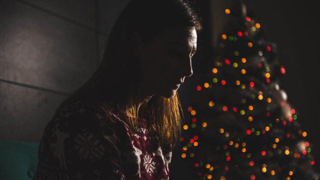 Väkivalta ja sen uhka ovat myös jouluna todellisia.