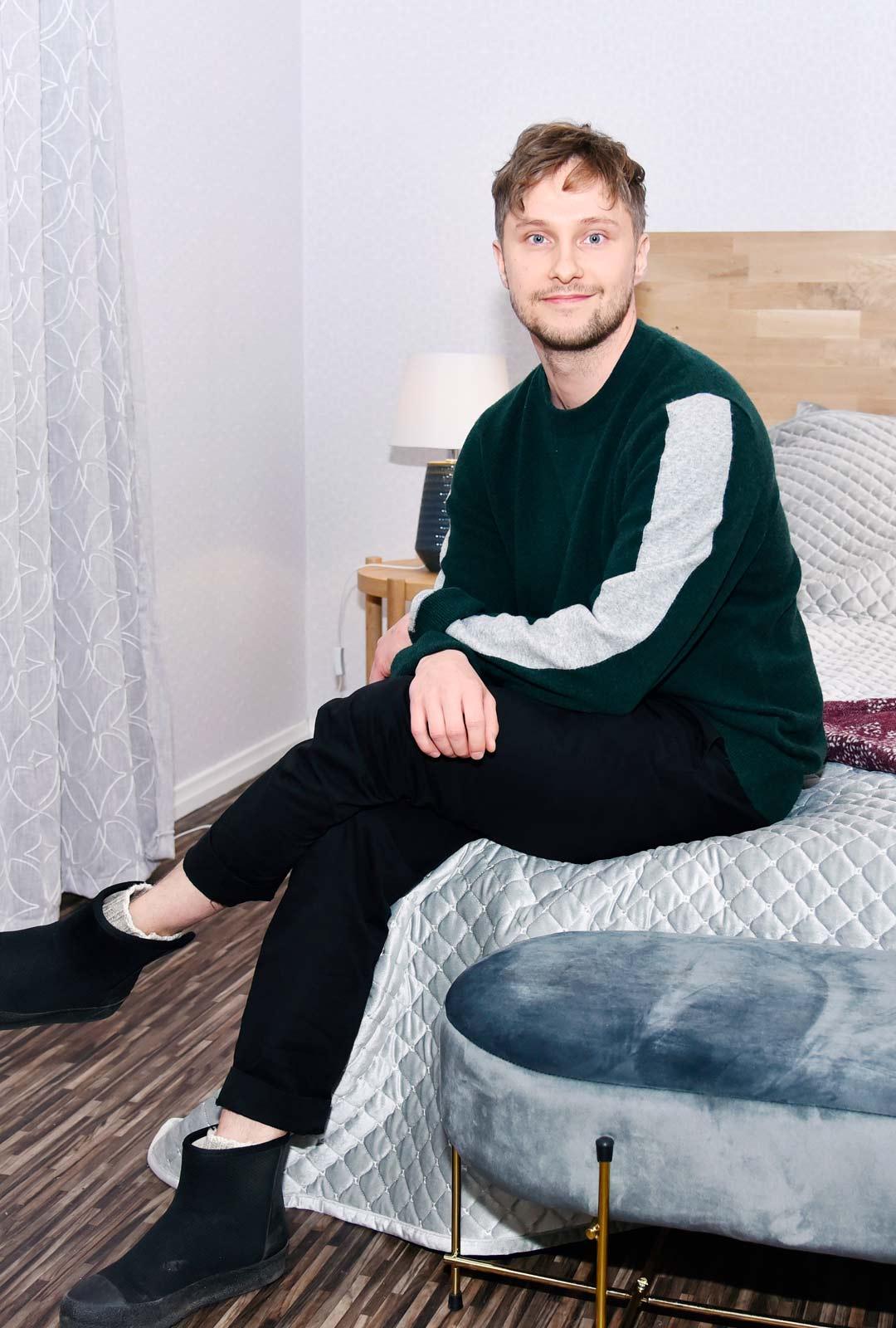 Heikki Ranta näyttelee myös Putouksessa.