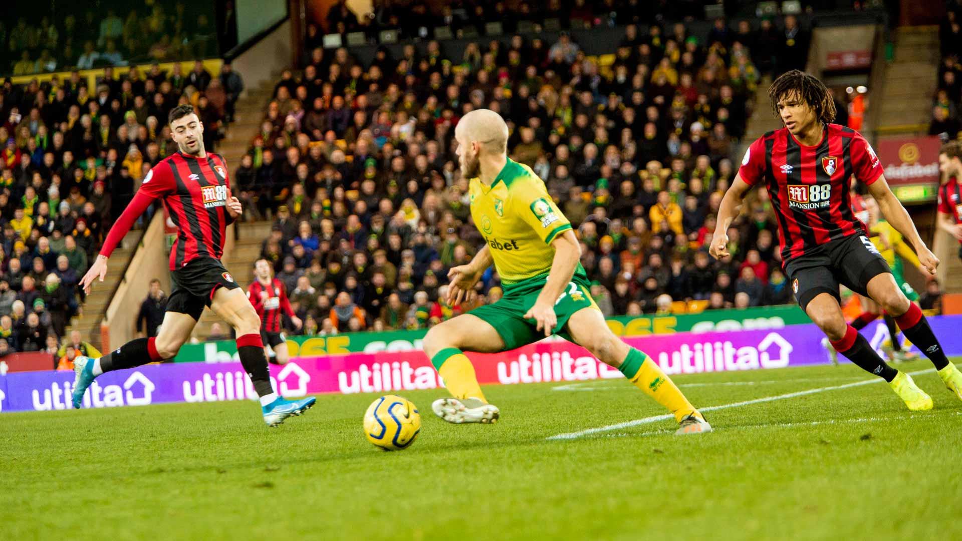 Norwich Cityssä pelaa nuoria lupauksia ja pelaajia, jotka eivät ole saaneet muualla mahdollisuuksia. Pukki sopeutui joukkueeseen nopeasti.