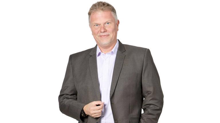 Seuran toimituspäällikkö Petri Korhonen.
