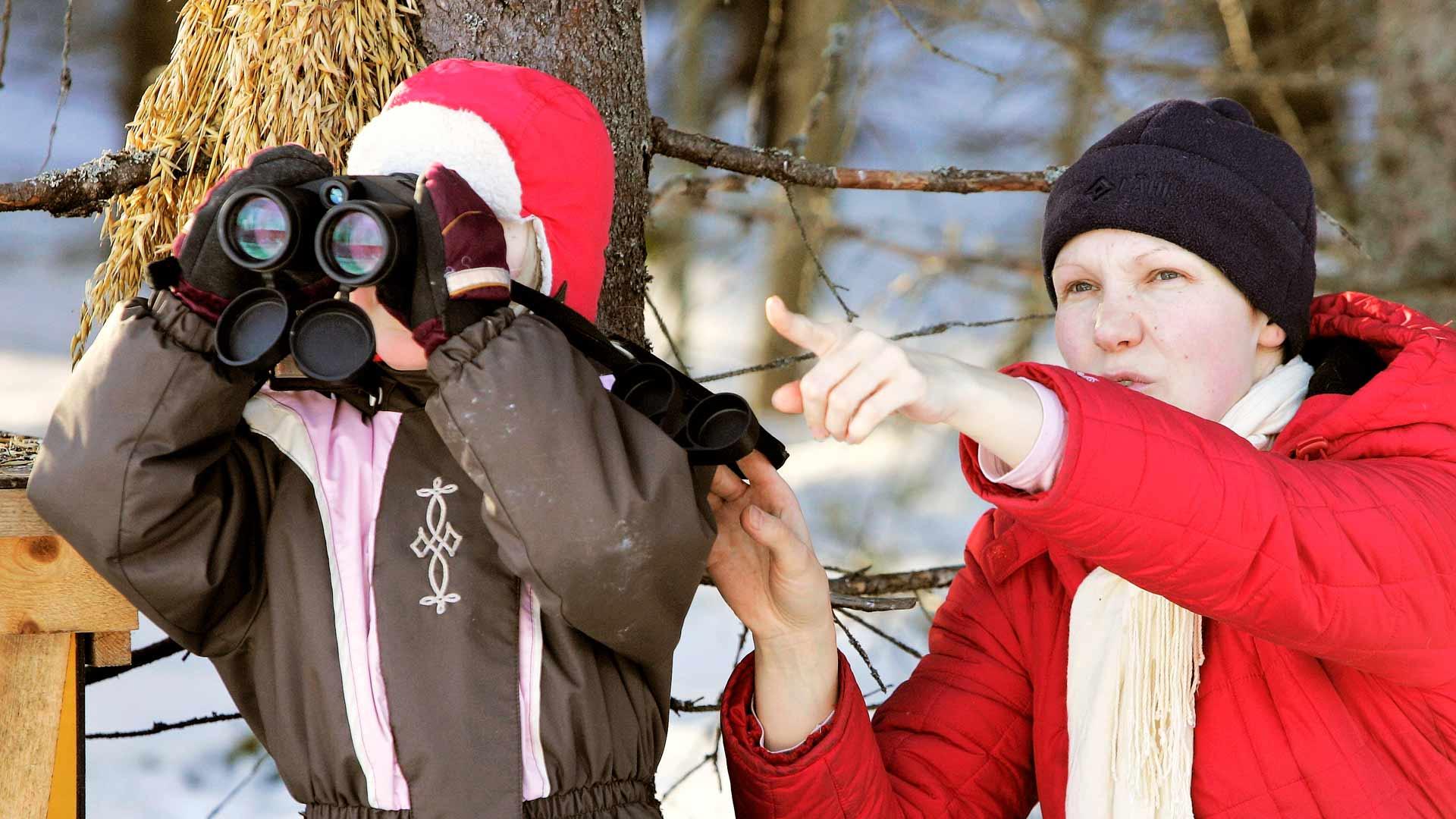 Tapahtumaan voi osallistua kuka vain ja sen järjestää Birdlife Suomi.