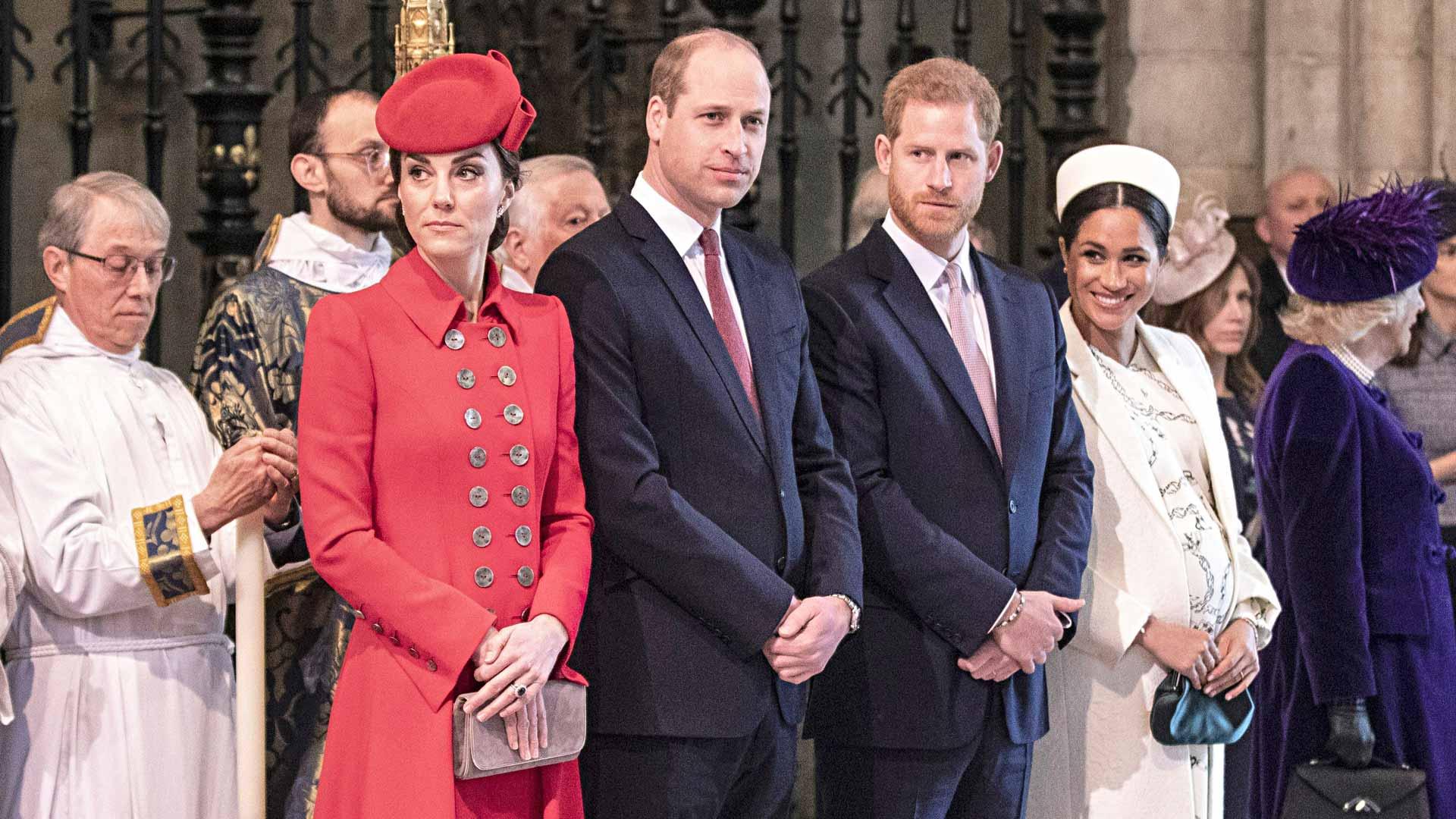 Catherinen (vas.) ja Meghanin välisestä skismasta on puhuttu paljon, mutta viime aikaisista erimielisyyksistä huolimatta heidän puolisonsa ovat edelleen poikkeuksellisen läheisiä.