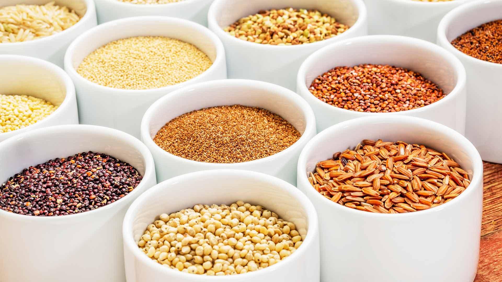 Hyvien bakteerien ruokaa ovat muun muassa viljakuidut, marjat, kasvikset ja hedelmät.