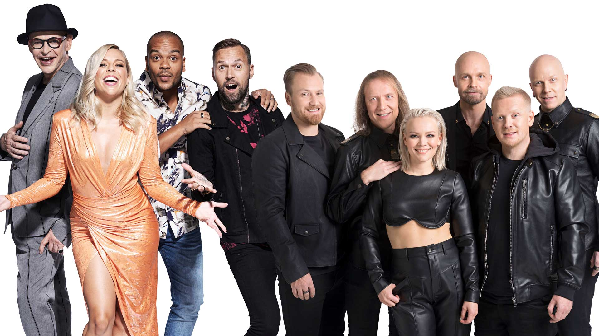 MTV3 haastaa Nelosen Nelosen vanhalla ohjelmalla. Voicen ja Talentin slotit menevät osittain päällekkäin sunnuntaisin.