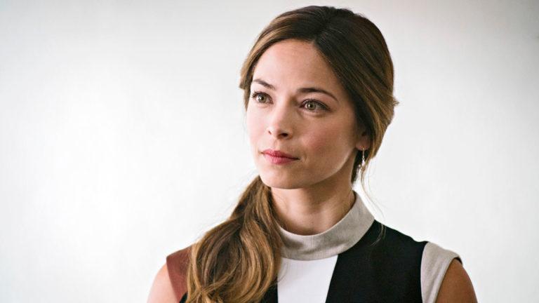 Joannaa esittää taannoisesta Beauty and the Beast -sarjasta tuttu Kristin Kreuk (kuvassa).