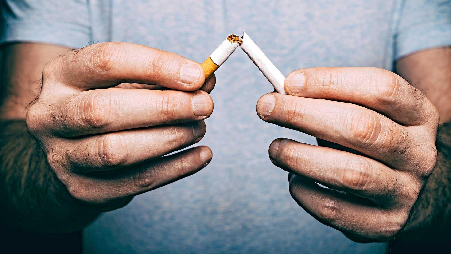 Tupakanpoltossa on kyse hyvin monisyisestä asiasta – sekä fyysisestä nikotiiniriippuvuudesta että psyykkisestä ja sosiaalisesta riippuvuudesta.