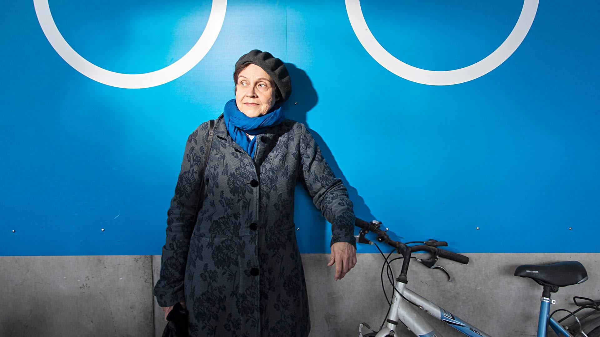 """Lihavuudella on niin voimakas stigma, että se jätti Virpi Hämeen-Anttilaan sitkeän jäljen. """"Minun on vieläkin vaikea täysin hyväksyä itseäni."""""""