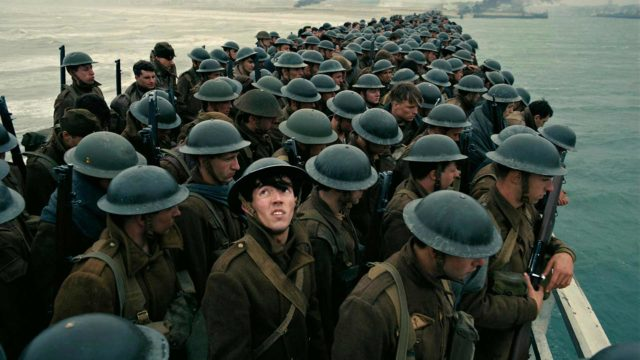 Fionn Whitehead on yksi tuhansista evakuoitavista sotilaista.