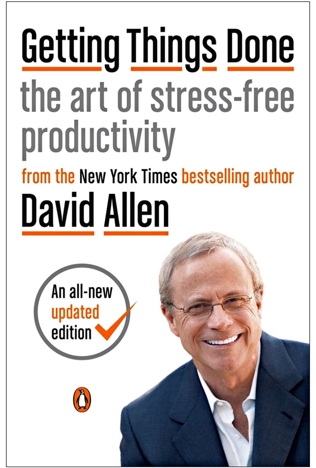 GTD on David Allenin kehittämä tuottavuuden ja tietotyön toiminnanohjausmenetelmä.