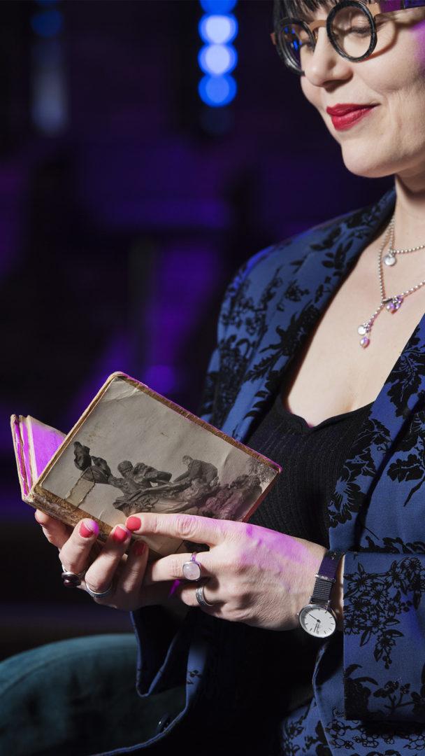 Rauli Badding Somerjoen mietelausekirja on Katri Somerjoen aarre.