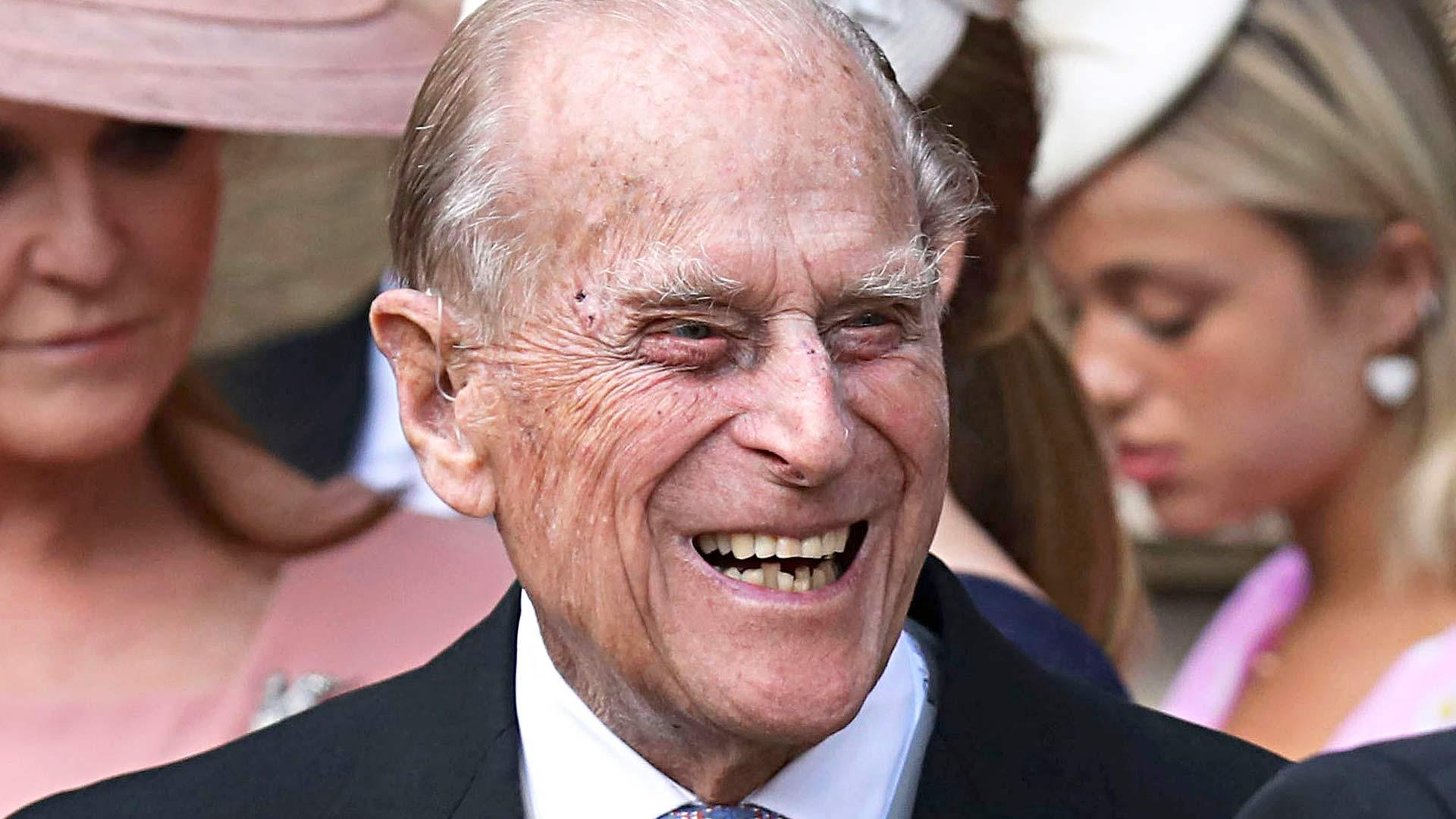 Prinssi Philip täyttää ensi vuonna jo 100.