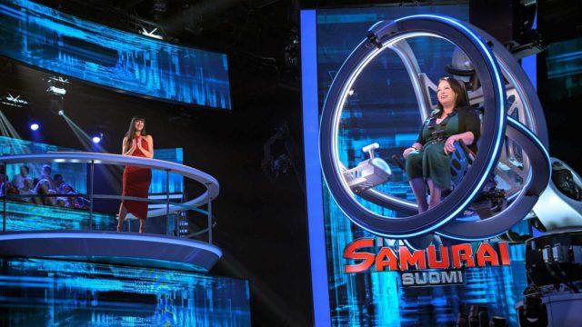 Mental Samurai Suomi kuvattiin Espanjassa studiolla, jossa tehdään kaikki ohjelman eurooppalaiset versiot.