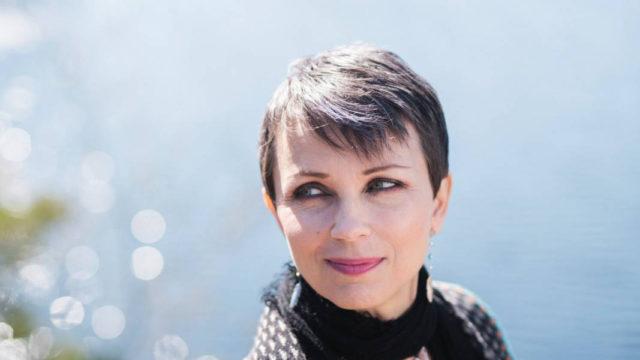 Katariina Souri isällä todettiin Alzheimer 67-vuotiaana. Kuvassa Souri vuonna 2019.