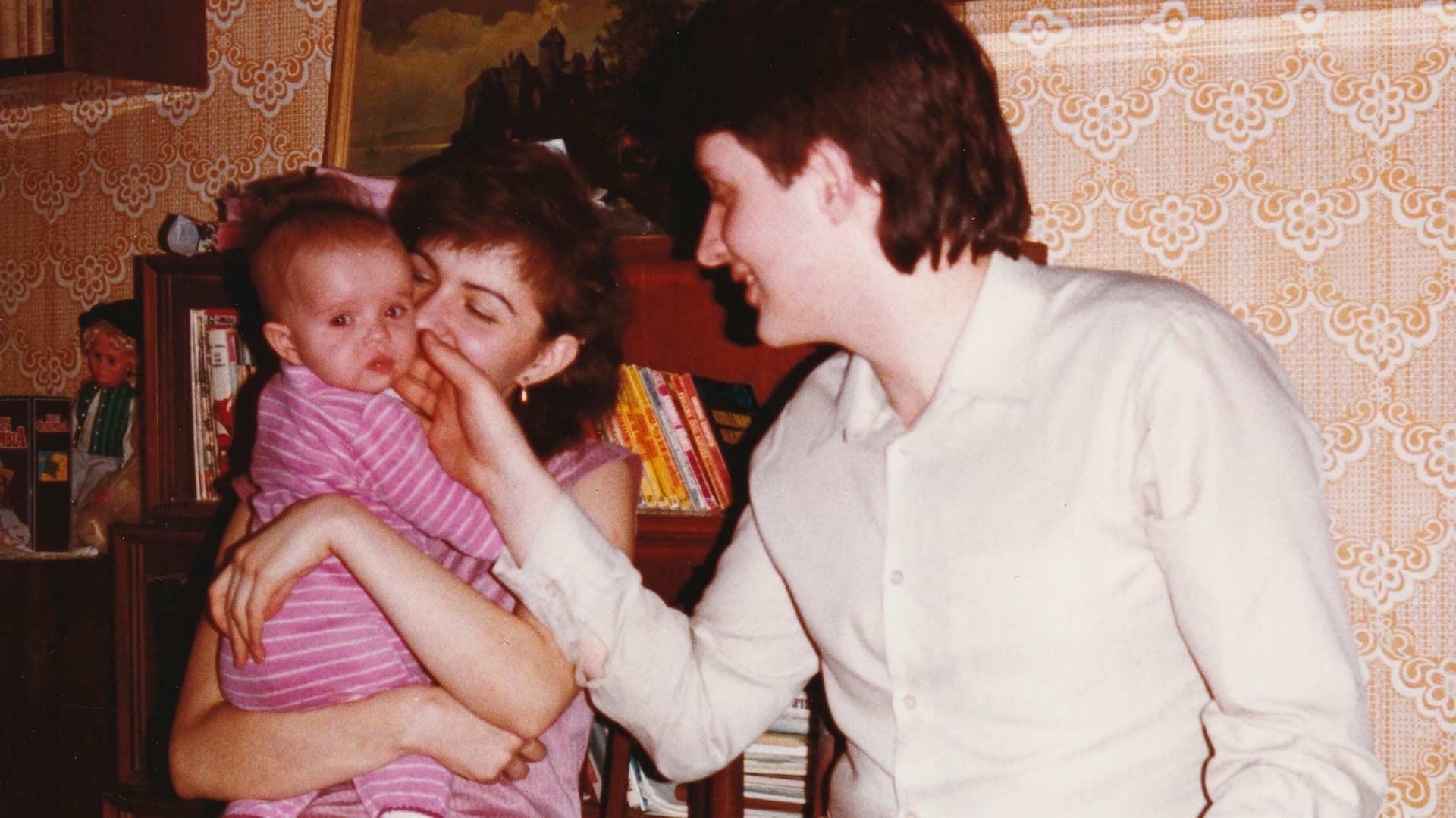 Perhekuva on vuodelta 1984.