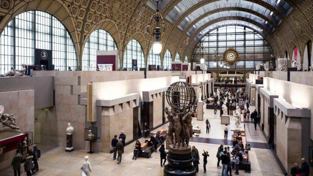 Orsayn taidemuseo on varmasti monelle Pariisin-kävijälle tuttu kohde. Sen ainutlaatuiseen kokoelmaan pääsee tutustumaan nyt myös virtuaalisesti.