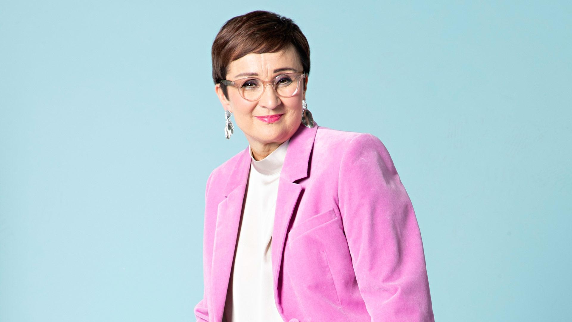 Sisko Eskelinen tuli Vivan muuttumispäivään Iisalmesta.