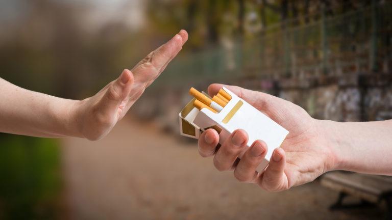 Tupakointi kannattaisi lopettaa juuri nyt.