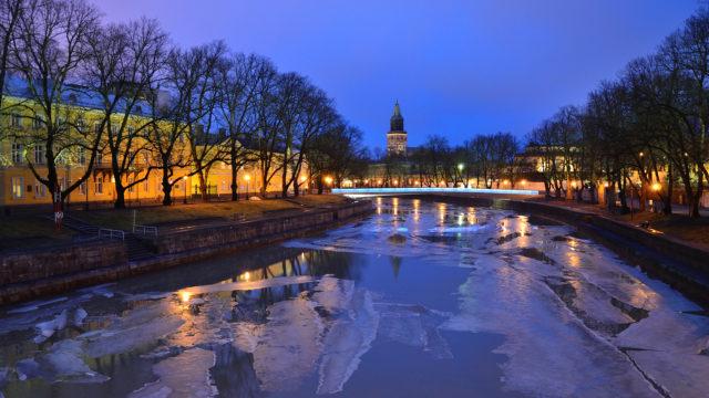 Turku näyttää mallia, miten tsemppihenki kannattelee koronakriisin keskellä.
