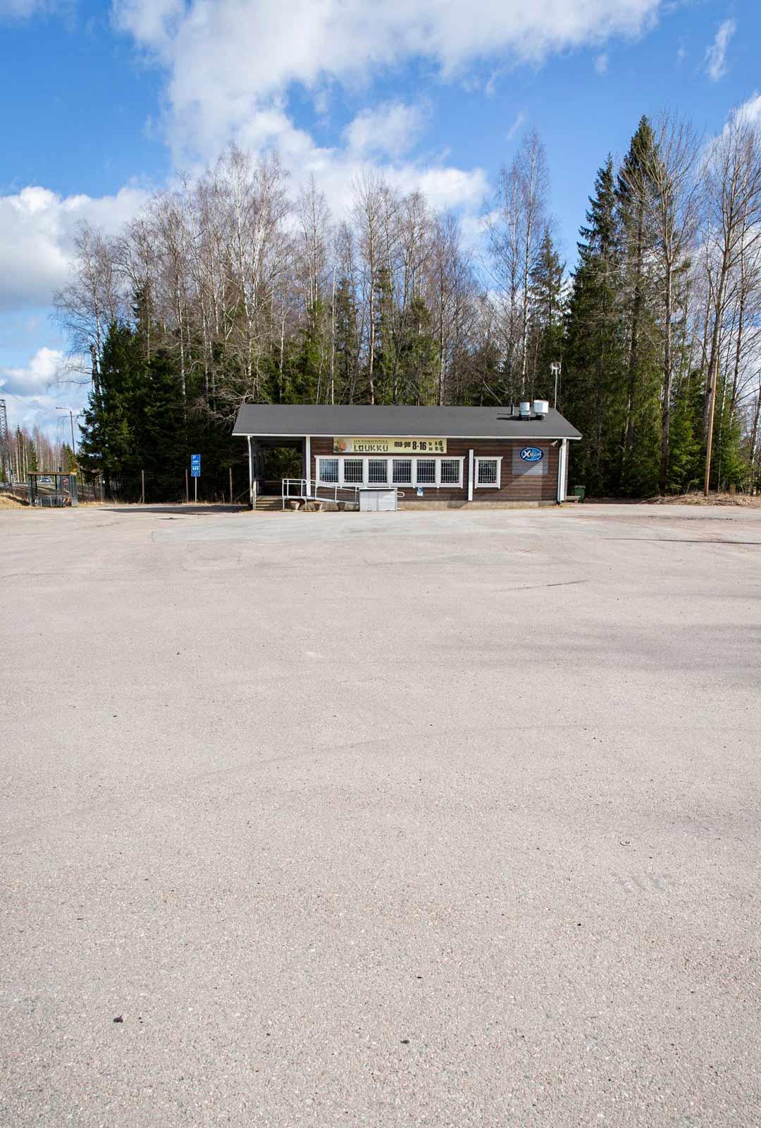 Lounasravintola Loukku laitettiin kiinni päivä sen jälkeen, kun Uusimaa oli eristetty.