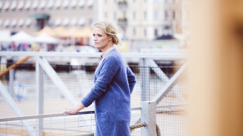 """""""Koronakriisin aikana riittää seiskapuolen suoritus"""", sanoo Maaret Kallio."""