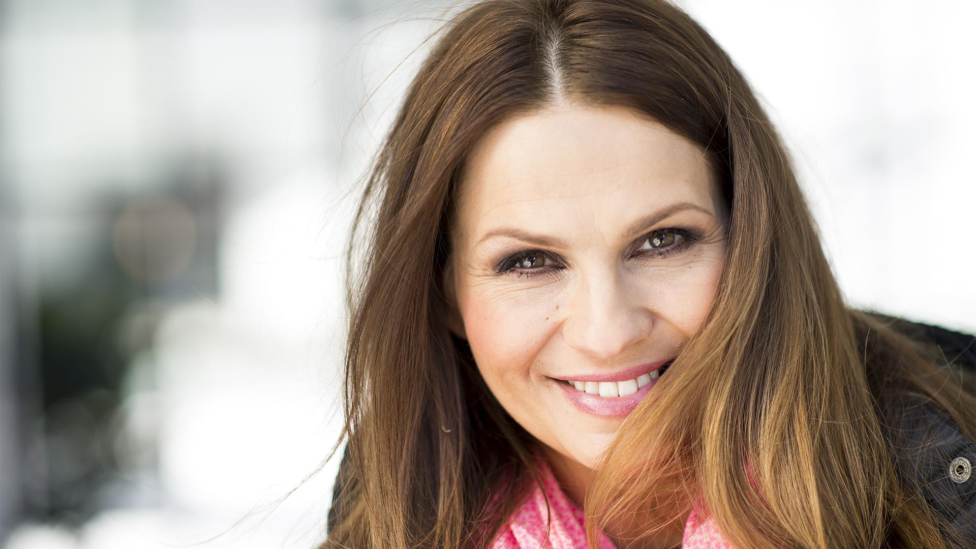 Janina Fry harjoittaa mindfulnessia