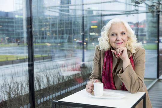 Toimittaja Maarit Tastula