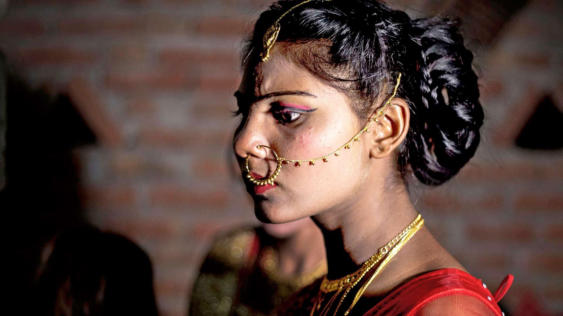 Rekha Nepalin morsian