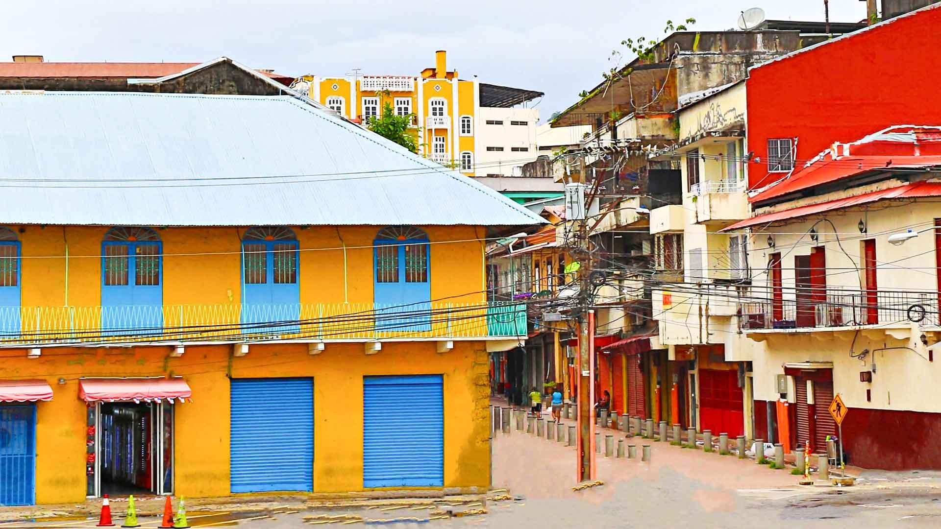 Casco Vieja kuuluu Unescon perintökohteisiin.