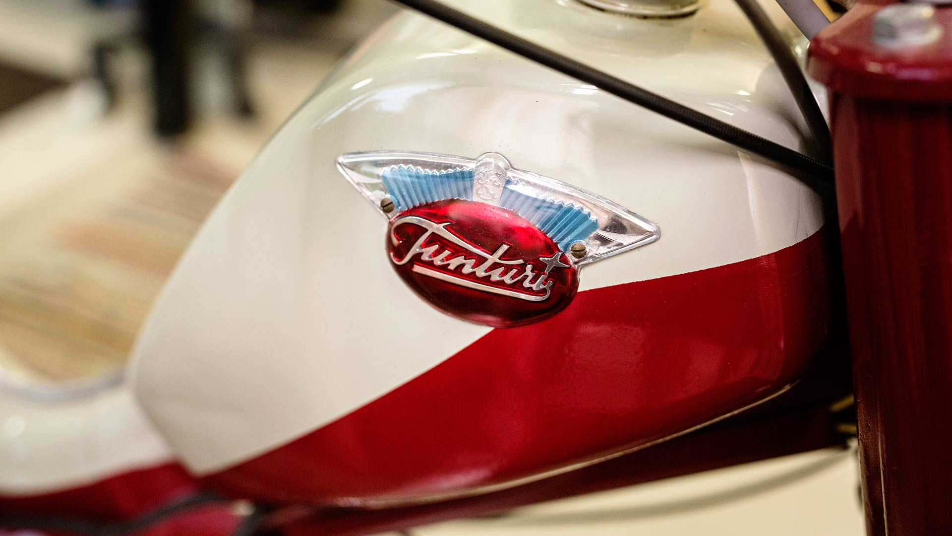 Tunturi-mopoja valmistettiin Turussa 1950-luvulta aina 90-luvulle.