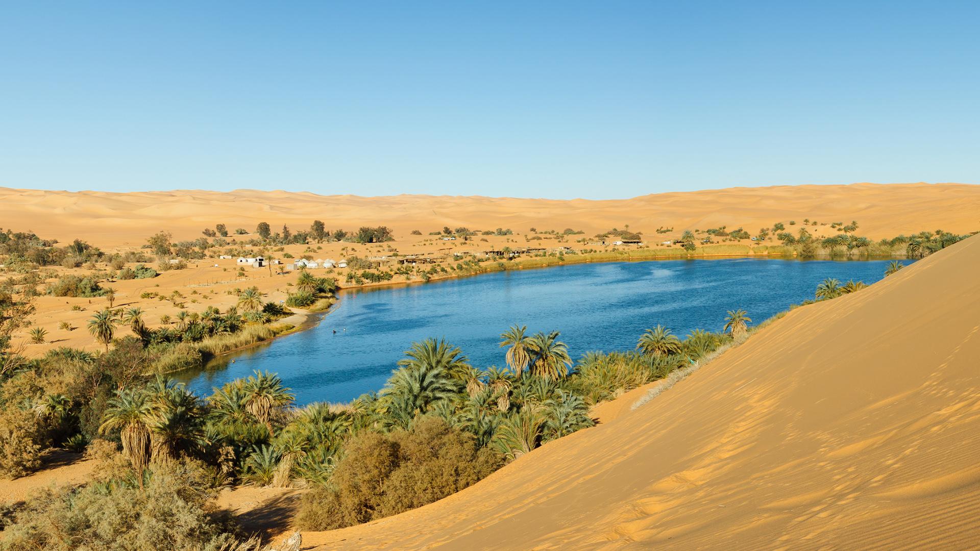 Sahara näyttää kovin toiselta kuin vuosituhansia sitten.