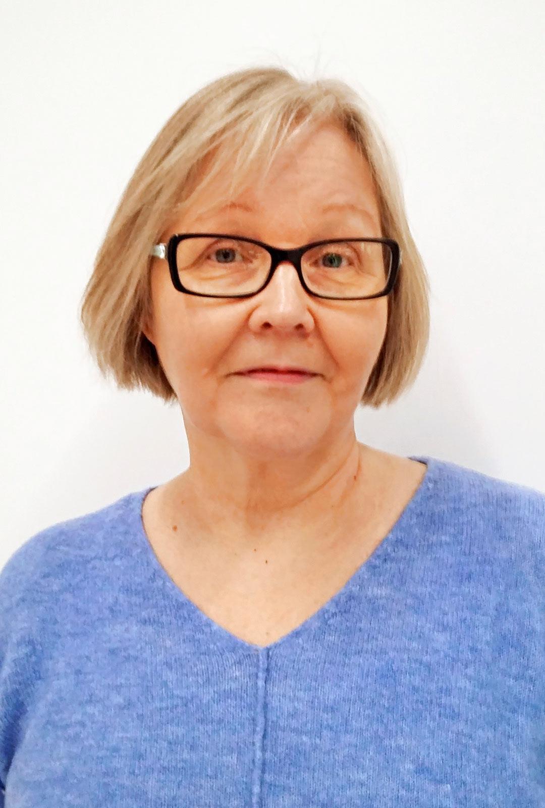 Tuula Mikkonen ennen muuttujapäivää.