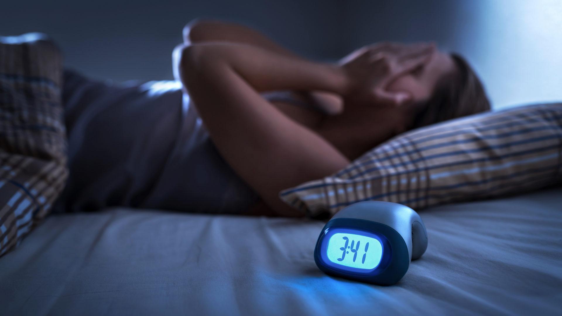 Korona-aika aiheuttaa monille unettomia öitä.