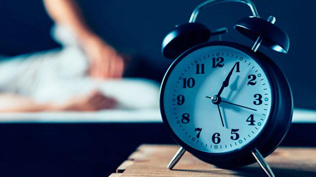 Kunnolliseen palautumiseen ja univajeen katkaisuun tarvitaan katkeamatonta unta.